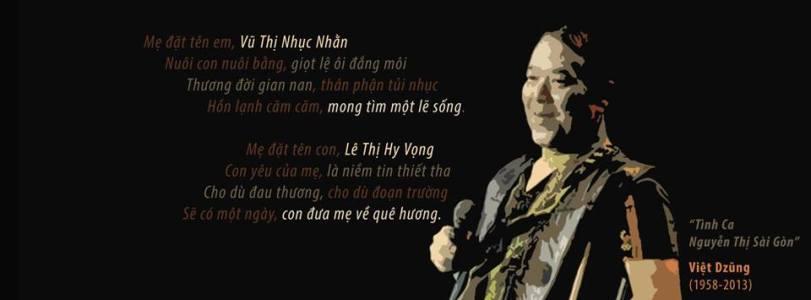 Viet Dung, tinh ca