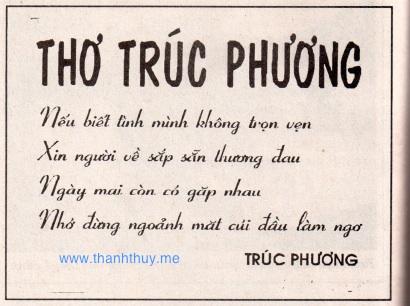 TP, tho