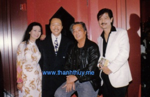 Khánh Ly, Nam Lộc, Nguyễn Long và Sĩ Phú