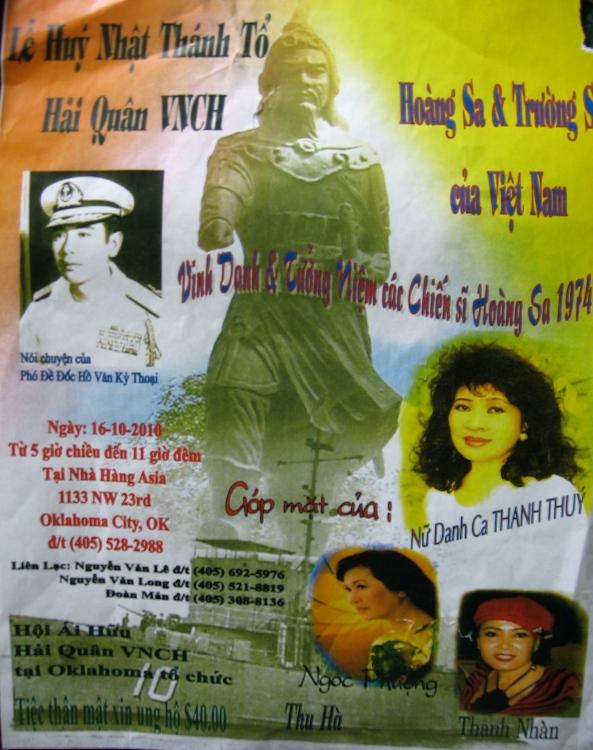 poster hat cho truong sa