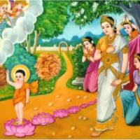 Cám Ơn Phật (thơ: Thanh Trí Cao; nhạc: Nguyễn Hữu Tân), qua tiếng hát Thanh Thúy