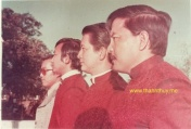 từ trái: Elvis Phương, Duy Khiêm, Ngọc Chánh và Hoàng Liêm