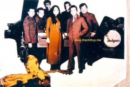 Ban Nhạc Shotguns với Xuân Sơn và Elvis Phương