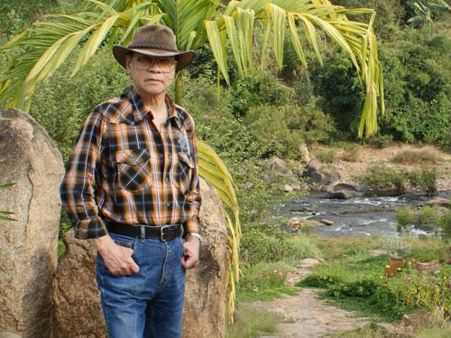 Ảnh Nguyễn Huy Cảnh