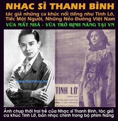 Thanh Binh, TTH