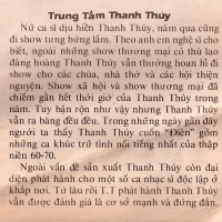 Trung Tâm Thanh Thúy (Trịnh Lâm Ngân)