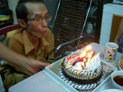 Sinh nhật Trần Thiết Hùng năm 2012