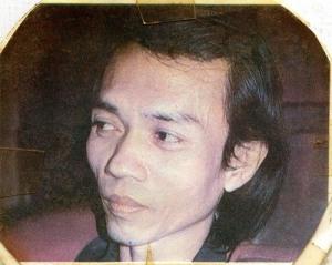Một trong những bức ảnh thời trẻ của nhạc sỹ Trần Thiết Hùng