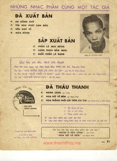 Huynh Anh 6
