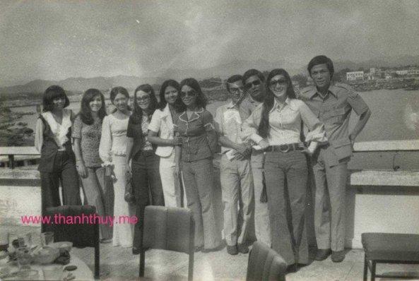 Show hát ở Pleiku trước năm 1975 có Thanh Thúy, Phi Thoàn, Khả Năng, Mai Lệ Huyền, Uyên Phương