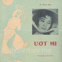 Ướt mi (Trịnh Công Sơn), qua tiếng hát Thanh Thúy