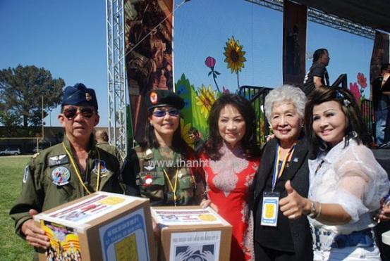 Tình nguyện viên, Thanh Thúy, Bà Hạnh Nhơn, Mai Lệ Huyền