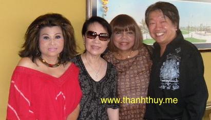 Mai Lệ Huyền, Thanh Thúy, Pauline Ngọc, Trần Quốc Bảo