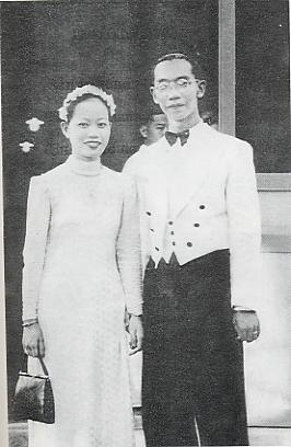 Dam cuoi Tran Van Khe 1943