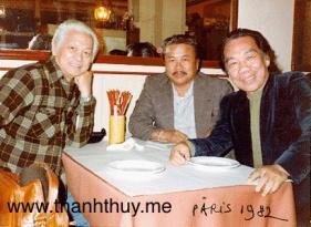 Phạm Duy, Cao Thái, Trần Văn Trạch