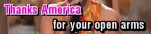 Thanks America