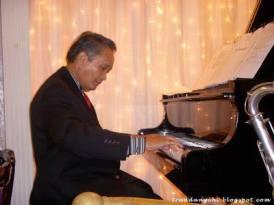 Năm 2008, Ông ghé xuống Quận Cam tham dự đêm gây quỹ tương trợ cho các nhạc công Saigon trước 75