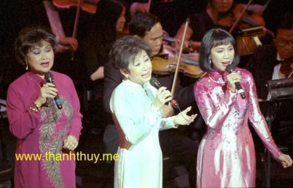 Kim Tước, Mai Hương, Quỳnh Giao