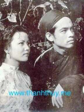 iều Chinh và Lê Quỳnh trong bộ phim Hồi Chuông Thiên Mụ khởi sự quay từ năm 1959 và mãi đến đầu tháng 1 năm 1959 mới trình chiếu
