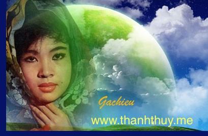 Ảnh Thanh Thúy do dalanphim trình bày