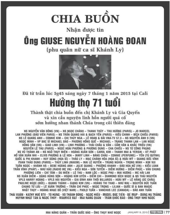 Nguyen Hoang Doan