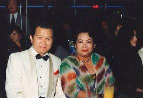 MC Ngọc Phu và vợ, ca sĩ Tuyết Trâm