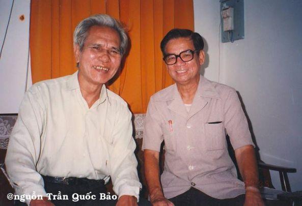 Nhạc sĩ Khánh Băng và Nhạc sĩ Phạm Mạnh Đạt