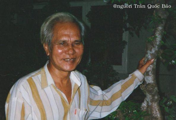 Ảnh NS Khánh Băng do TQB chụp khoảng năm 1996