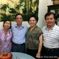Nhạc Sĩ Nguyễn Văn Đông và Ca Sĩ Giao Linh