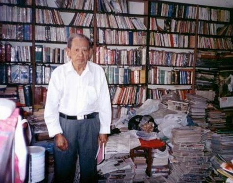 """Ông """"Khai Trí"""" Nguyễn Hùng Trương"""