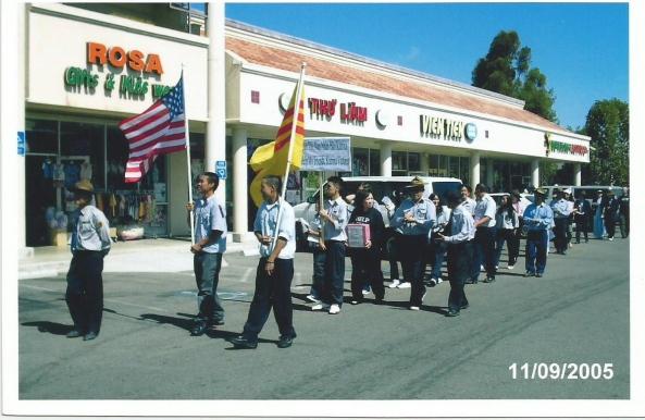 cuu tro Katrina, San Jose 2006