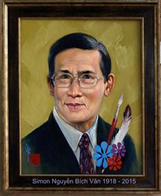Nhà văn, nhà báo Nguyễn Trường Sơn qua nét vẽ Họa sĩ Vi Vi Võ Hùng Kiệt