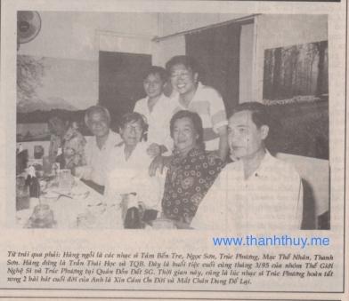 Tuong nho Truc Phuong, Tran Chi Phuc