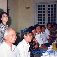 Trần Quốc Bảo và những kỷ niệm cuối cùng với nhạc sĩ Trúc Phương (kỳ 1)