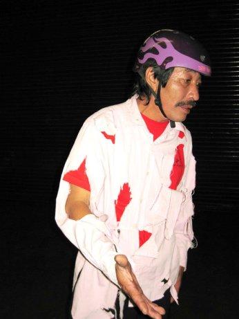 Nghệ sĩ Kiều Linh trong một vai diễn. (Hình: Trần Quốc Bảo cung cấp)