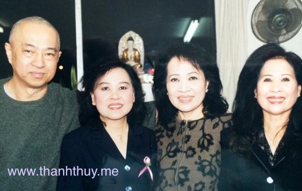 BS Lê Bá Quát, Thanh Châu, Thanh Thúy, Thanh Mỹ