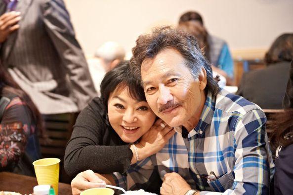 Vợ chồng Hương Lan & Toản chưa đêm nào vui và ở lại lâu như thế