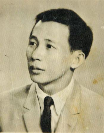 NS Nguyễn Ánh 9 lúc trẻ