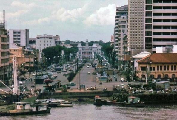 Trung tâm Saigon 1972