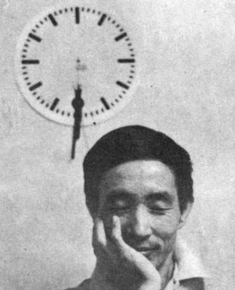 Nhà văn Dương Nghiễm Mậu (Hình Cao Lĩnh)