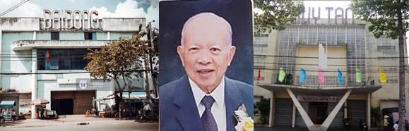 Ông Nguyễn Hiệp, chủ nhân rạp hát Đại Đồng (Gia Định), rạp hát Duy Tân (Vũng Tàu), rạp hát Thành Thái (Bà Rịa)