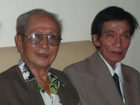 Nhạc sĩ Châu Kỳ và thi sĩ Trương Minh Dũng cùng hợp soạn nhạc phẩm Túy Ca