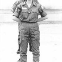 Người Xưa Đâu (Cựu Nữ Quân Nhân QLVNCH Mũ Ðỏ Võ Thị Vui)