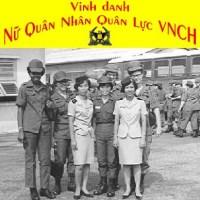 Nữ Quân Nhân Quân Lực Việt Nam Cộng Hòa (Cổ Tấn Tinh Châu)