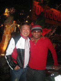 Ảnh chụp Trần Quốc Bảo trong chuyến đi VN lần cuối cùng của Quốc Việt, Noel tháng 12 năm 2005
