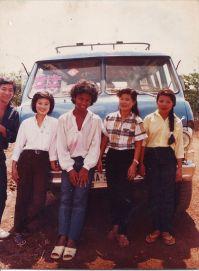 Quốc Việt và những ngày tháng sắp rời khỏi Việt Nam lên đường đi Mỹ năm 1987