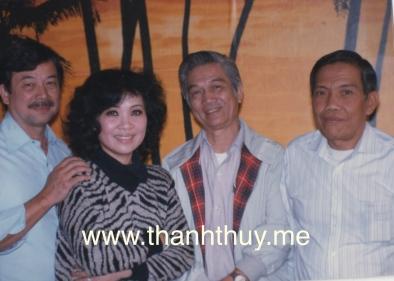 Ôn Văn Tài, Thanh Thúy, Đan Thọ, Lê Văn Thiện