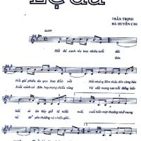 Về nhạc phẩm Lệ Đá (Hà Huyền Chi)