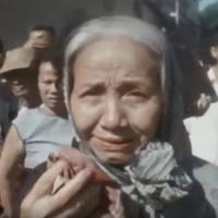 Đón Việt Kiều hồi hương năm 1970