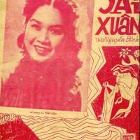 Gái xuân (thơ: Nguyễn Bính, nhạc: Từ Vũ), qua tiếng hát Phương Hoài Tâm